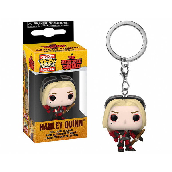 Funko POP! Keychain The Suicide Squad: Harley Quinn (56006)