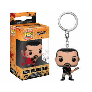Funko POP! Keychain The Walking Dead: Negan