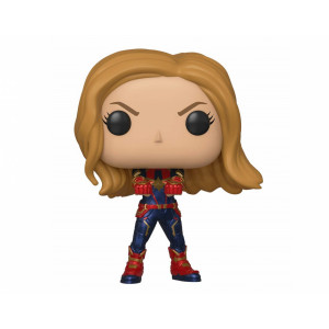 Funko POP! Marvel Avengers Endgame: Captain Marvel