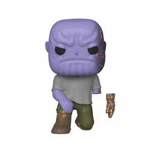 Funko POP! Marvel Avengers Endgame: Thanos (Comic Con Exc.)