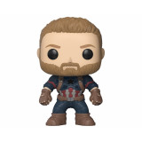 FUNKO POP Marvel: Avengers Infinity War Captain America