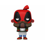 Funko POP! Marvel Deadpool: Barista Deadpool