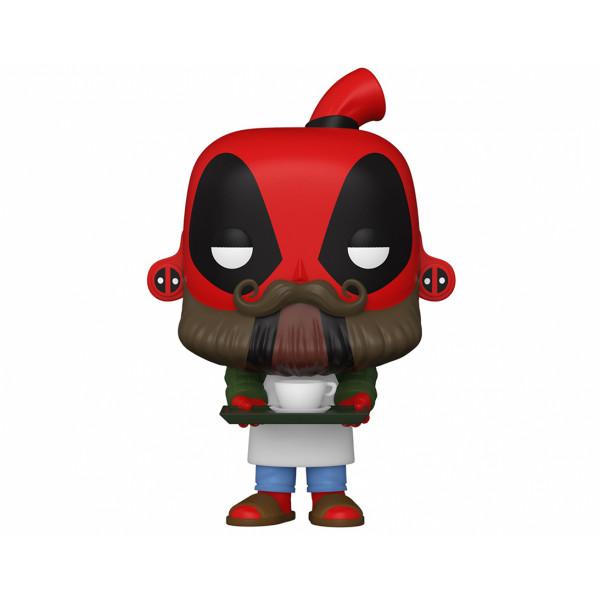 Funko POP! Marvel Deadpool: Barista Deadpool
