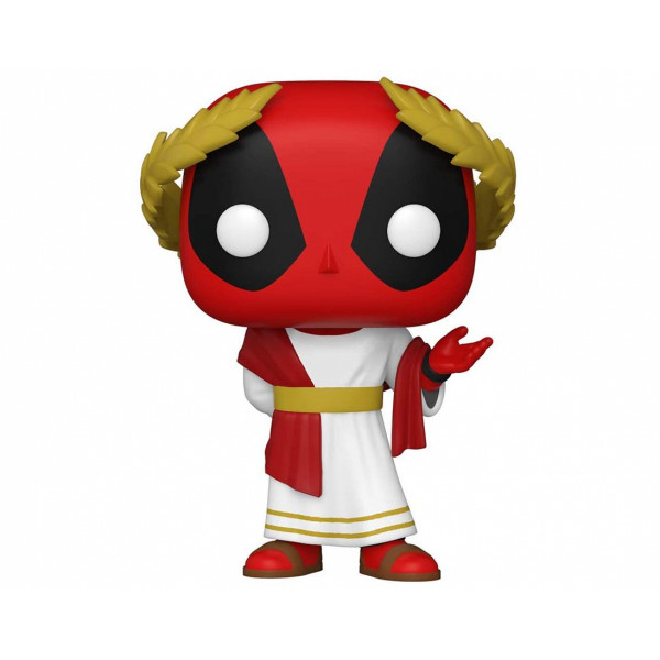 Funko POP! Marvel Deadpool: Roman Senator Deadpool