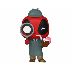 Funko POP! Marvel Deadpool: Sherlock Deadpool