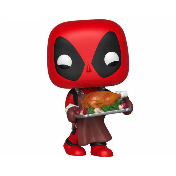 Funko POP! Marvel Holiday: Deadpool
