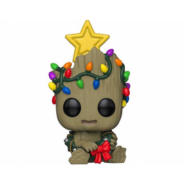 Funko POP! Marvel Holiday: Groot