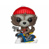 Funko POP! Marvel Holiday: Rocket