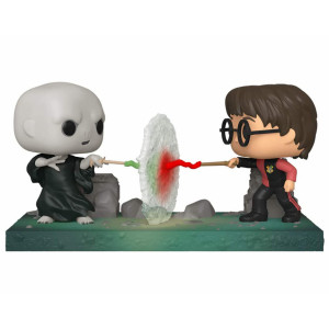 Funko POP! Moments Harry Potter: Harry vs. Voldemort