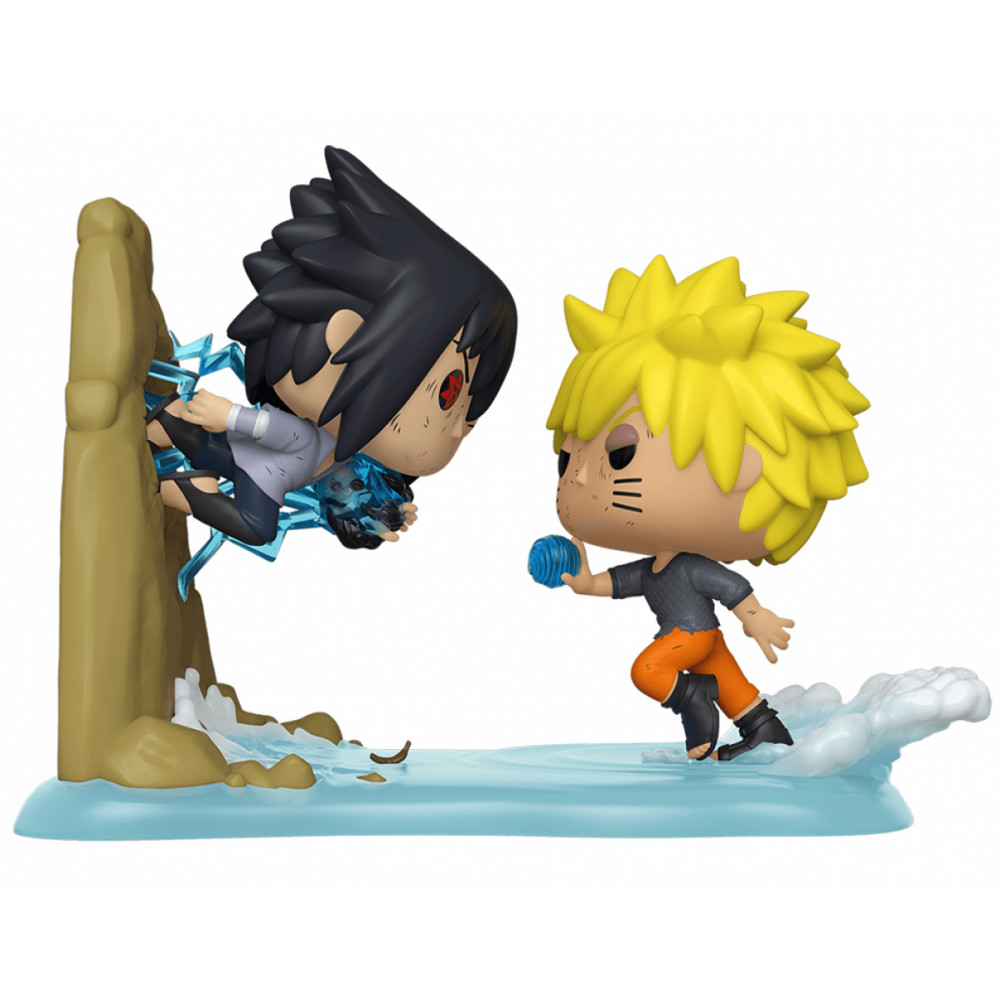 Funko POP! Moments Naruto Shippuden: Naruto vs. Sasuke