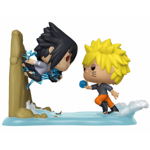 Funko POP! Moments Naruto Shippuden: Naruto vs. Sasuke