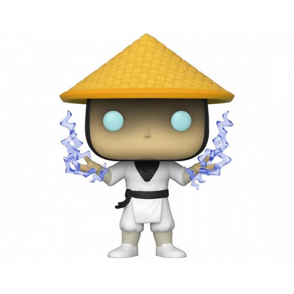 Funko POP! Mortal Kombat: Raiden with Lightning