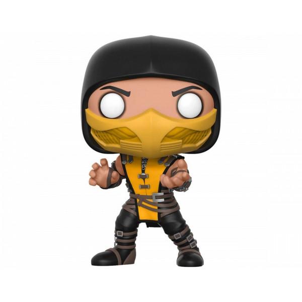 FUNKO POP Mortal Kombat X Scorpion