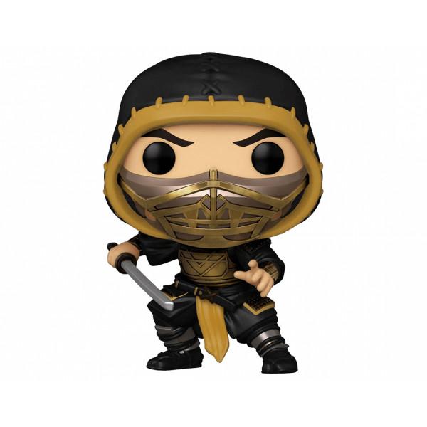 Funko POP! Movies Mortal Kombat: Scorpion