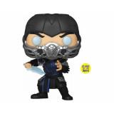 Funko POP! Movies Mortal Kombat: Sub-Zero (Glows in the Dark)