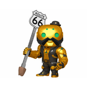 Funko POP! Overwatch: B.O.B (Metallic) 6""
