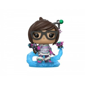 FUNKO POP Overwatch Mei (Mid-Blizzard) (Exclusive)