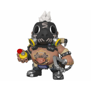 FUNKO POP Overwatch Roadhog 6""