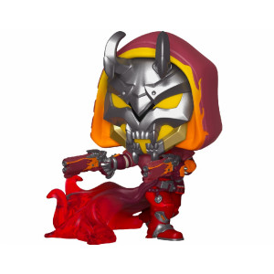 Funko POP! Overwatch S5: Reaper (Hell Fire)