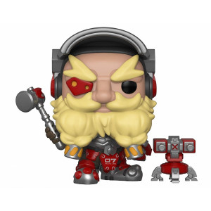 Funko POP! Overwatch: Torbjorn