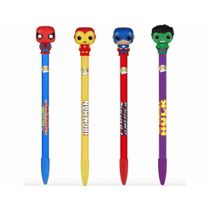 FUNKO POP! Pen Toppers: Marvel S1
