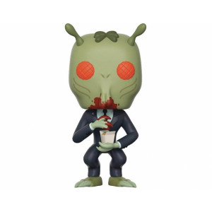 Funko POP! Rick and Morty: Cornvelious Daniel