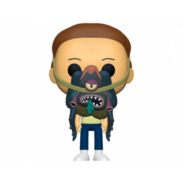 Funko POP! Rick and Morty: Morty with Glorzo