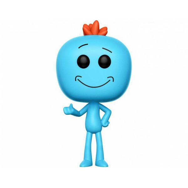 Funko POP! Rick and Morty: Mr. Meeseeks