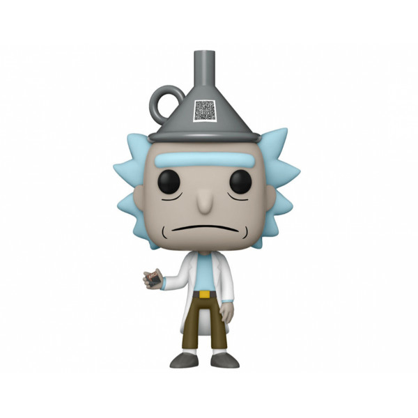 Funko POP! Rick and Morty: Rick with Funnel Hat