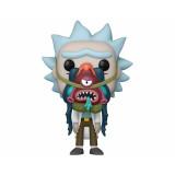 Funko POP! Rick and Morty: Rick with Glorzo