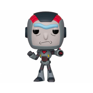 Funko POP! Rick and Morty S6: Purge Suit Rick