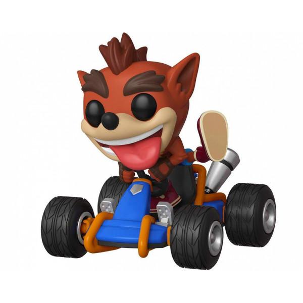 Funko Pop! Rides Crash Team Racing: Crash Bandicoot