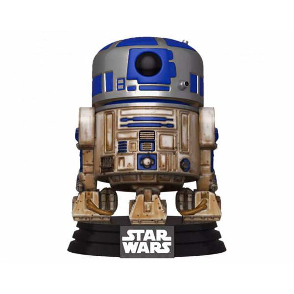 Funko POP! Star Wars: Dagobah R2-D2