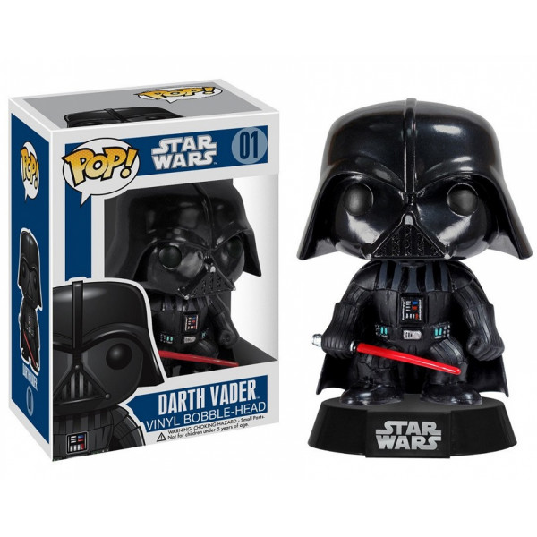 FUNKO POP Star Wars: Darth Vader