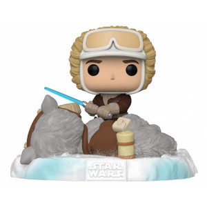 Funko POP! Star Wars Deluxe: Battle at Echo Base Han Solo with Tauntaun