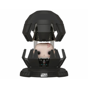 Funko POP! Star Wars Deluxe: Darth Vader in Meditation Chamber