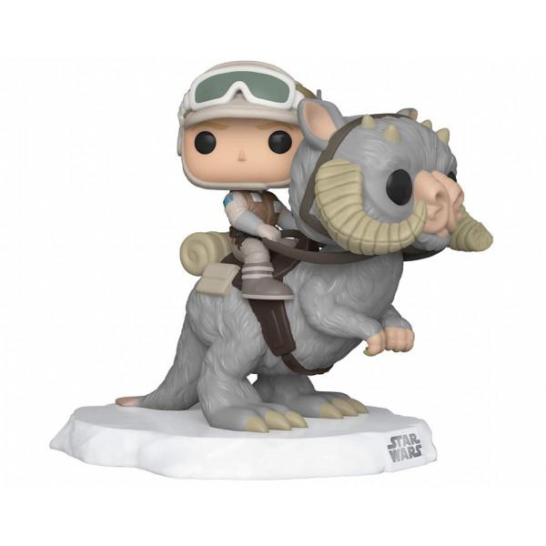 Funko POP! Star Wars Deluxe: Luke Skywalker with Tauntaun
