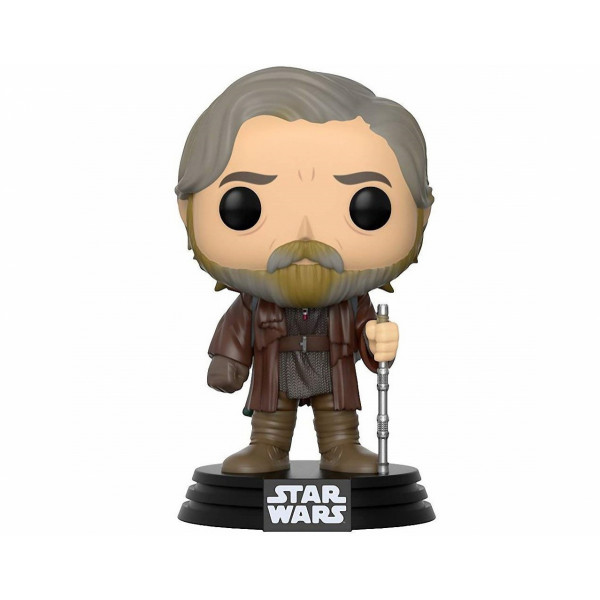 FUNKO POP Star Wars: Last Jedi Luke Skywalker