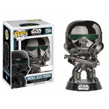 FUNKO POP Star Wars: Rogue One Imperial Death Trooper Chrome (exc)