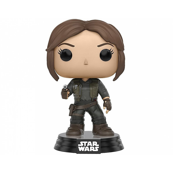 FUNKO POP Star Wars: Rogue One Jyn Erso