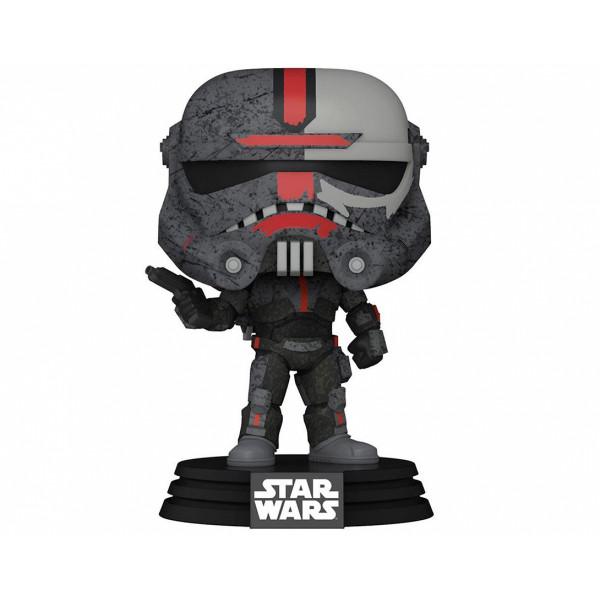 Funko POP! Star Wars The Bad Batch: Hunter
