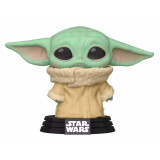 Funko POP! Star Wars The Mandalorian: The Child Concerned