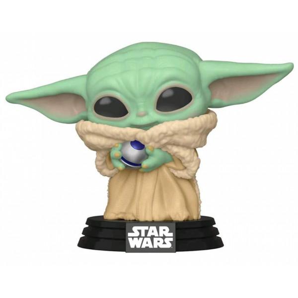 Funko POP! Star Wars The Mandalorian: The Child Control Knob