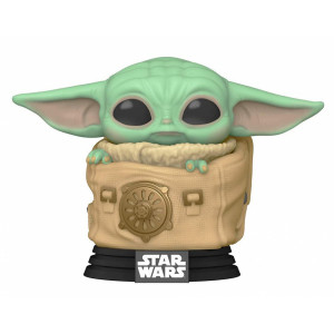 Funko POP! Star Wars The Mandalorian: The Child with Bag