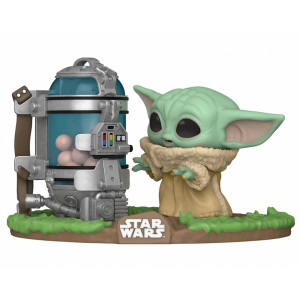 Funko POP! Star Wars The Mandalorian: The Child with Egg Canister