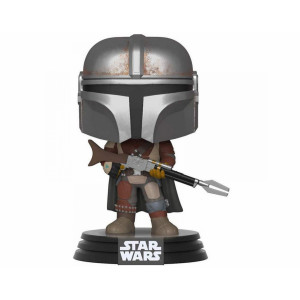 Funko POP! Star Wars The Mandalorian: The Mandalorian (42062)