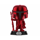 Funko POP! Star Wars The Mandalorian: The Mandalorian SE