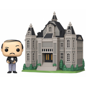 Funko POP! Town DC: Alfred Pennyworth with Wayne Manor