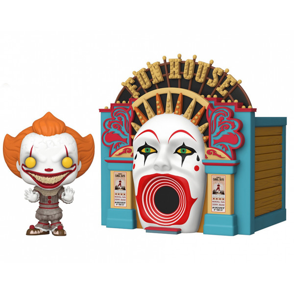 Funko POP! Town IT: Demonic Pennywise & Funhouse