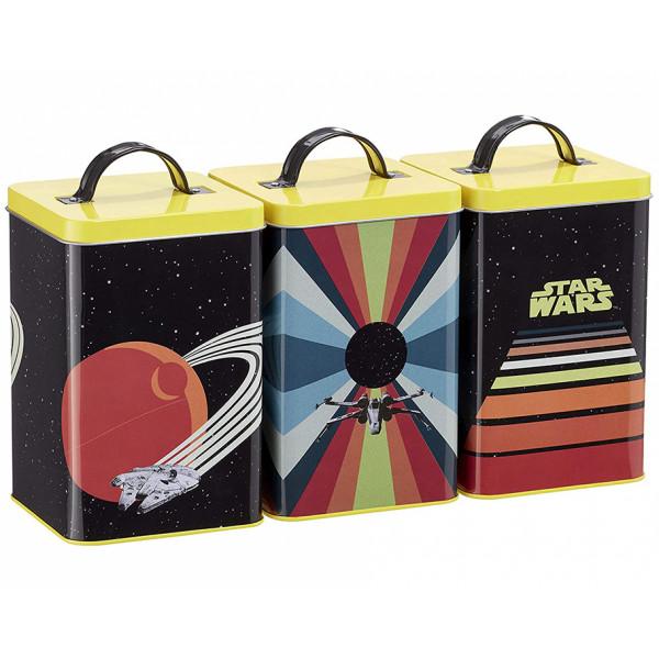 Funko Storage Tins Set Star Wars: Retro